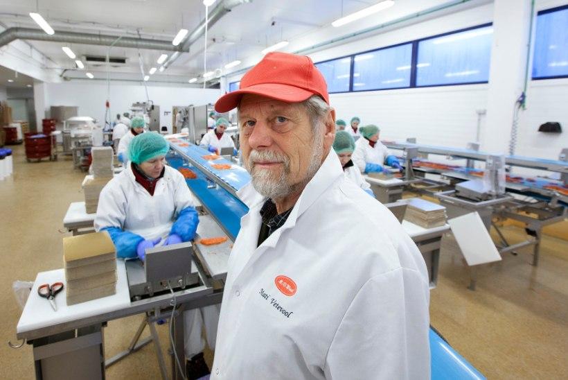 Listeeriaskandaali sattunud kalatootja peatab kaheks päevaks tootmise