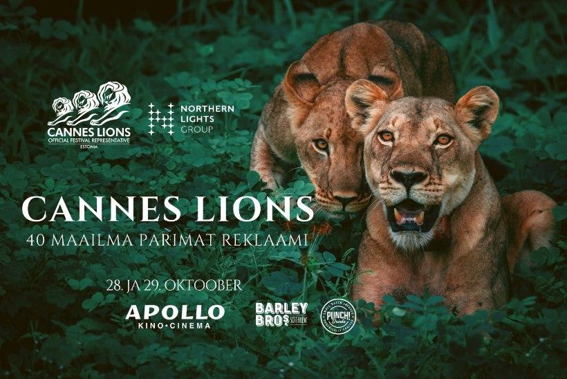 Eesti kinodes saab näha Oscari-väärilisi reklaame