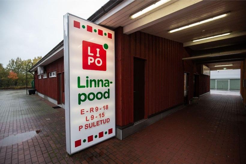 ÕL VIDEO | VALE ASUKOHT? Linnapoodi Lipo vaevab külastajate põud