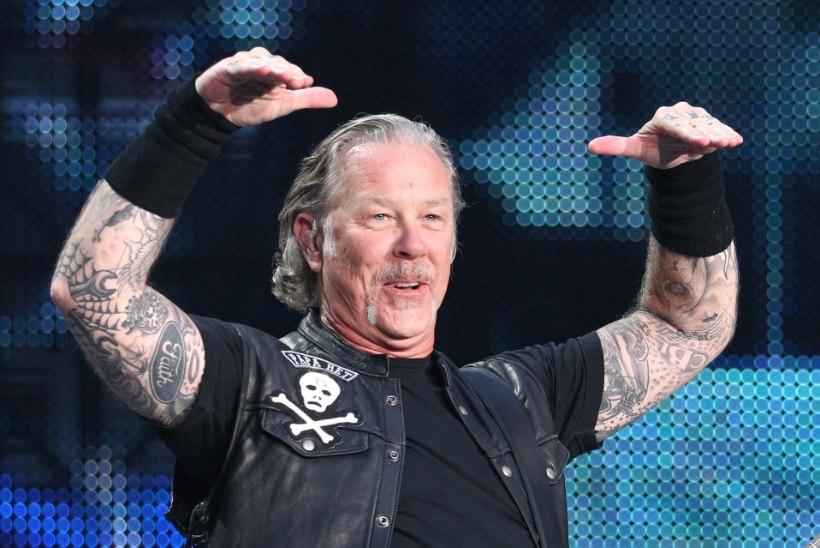 Metallica trummar andis infot James Hetfieldi võõrutusravi kohta