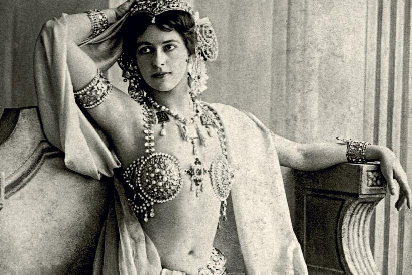 MINEVIKUHETK | 15. oktoober: hukati spionaažis kahtlustatud eksootiline tantsija Mata Hari
