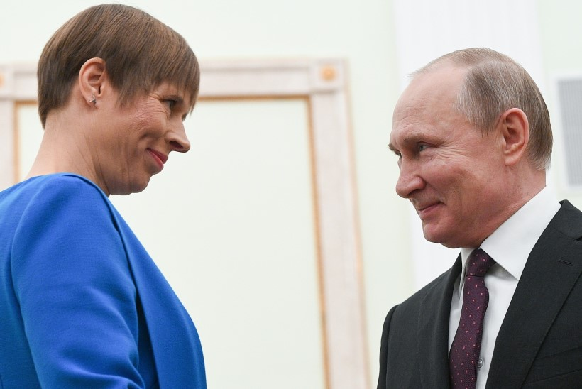 President Kaljulaid kutsus Vladimir Putini Tartusse soome-ugri rahvaste maailmakongressile