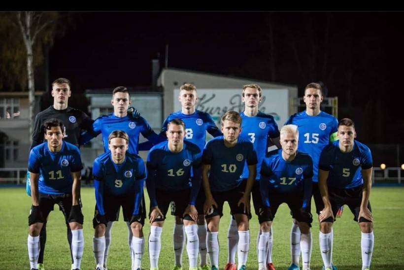 Venelased korraldasid väravatesaju ka U21 Eesti noortekoondisele