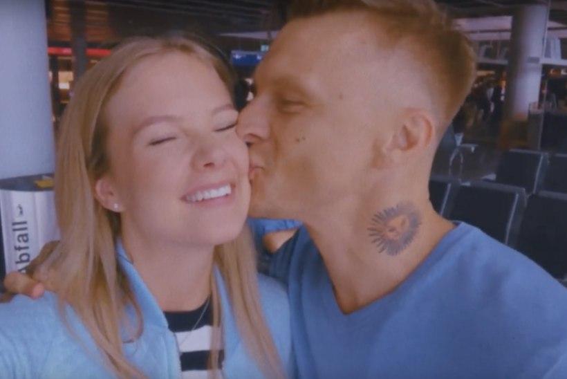 VAATA! Tanel Padar avaldas muusikavideo, milles ohtralt isiklikke kaadreid tema ja ta kallima Lauren Vilmanni elust