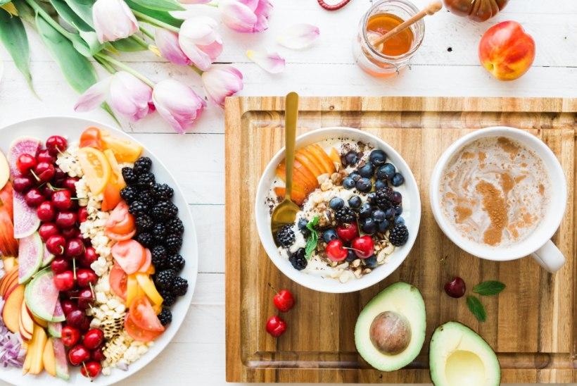 4 nippi, kuidas tervislikumalt toituda