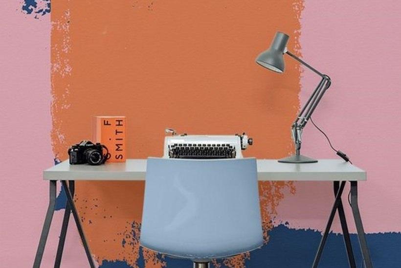 INSPIRATSIOON: sein olgu kui lõuend! Värviküllane sein annab toale uue ilme