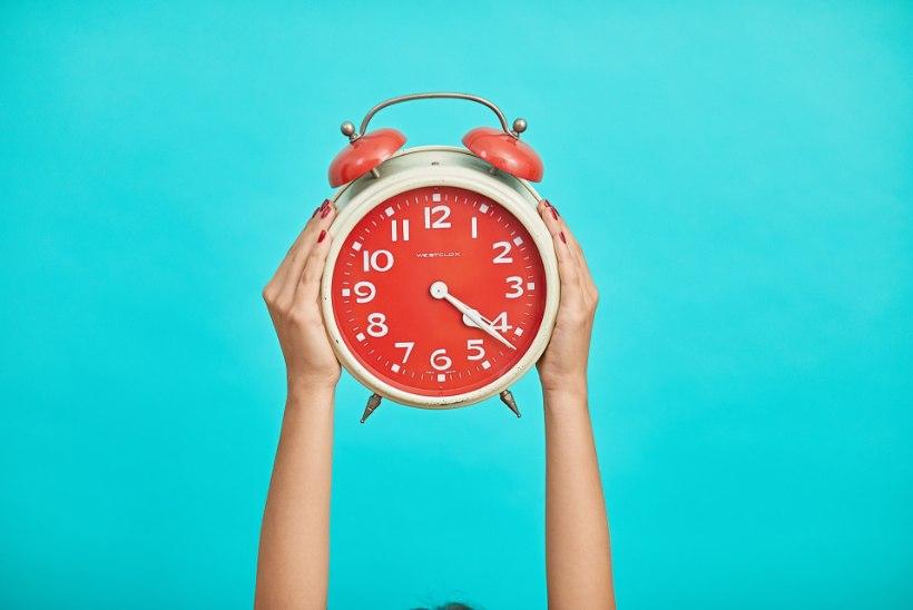 Aeg kella keerata: loe, kuidas see sinu tervist mõjutab