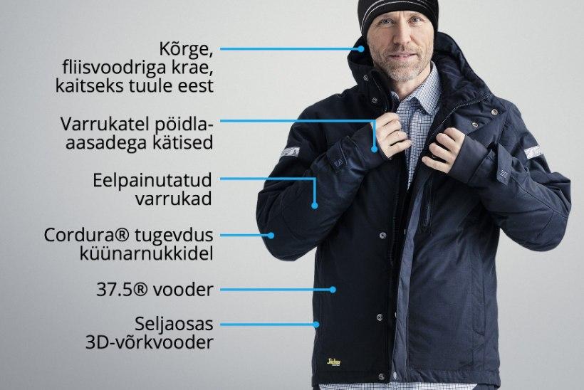 7 nüanssi, mis teevad tavalisest talvejopest hea talvejope!