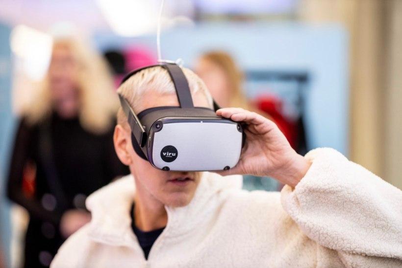 Ainulaadne: Eesti esimest virtuaalset moeetendust sai nautida just endale sobival hetkel