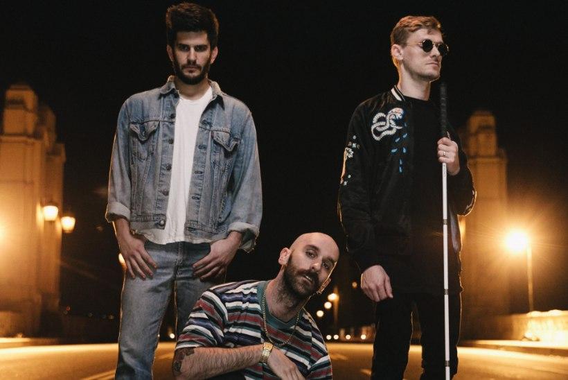 Ameerika rokkbänd X Ambassadors esineb järgmisel aastal Eestis