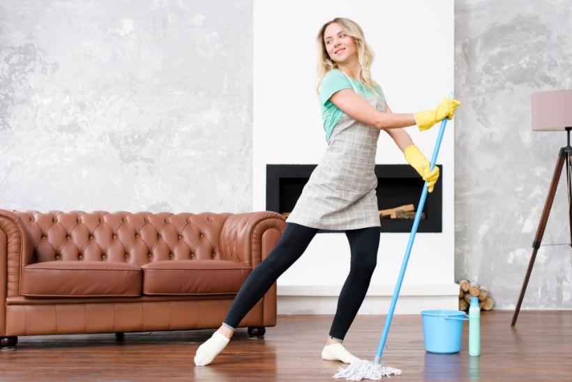 8 geniaalset nippi, kuidas kodu kauem korras hoida