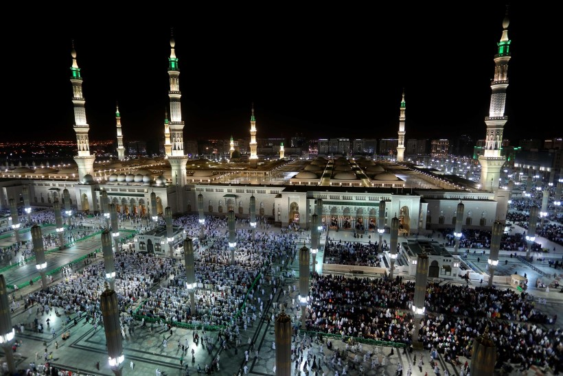 Püha linna Mediina bussiõnnetuses hukkus 35 välismaalasest palverändurit
