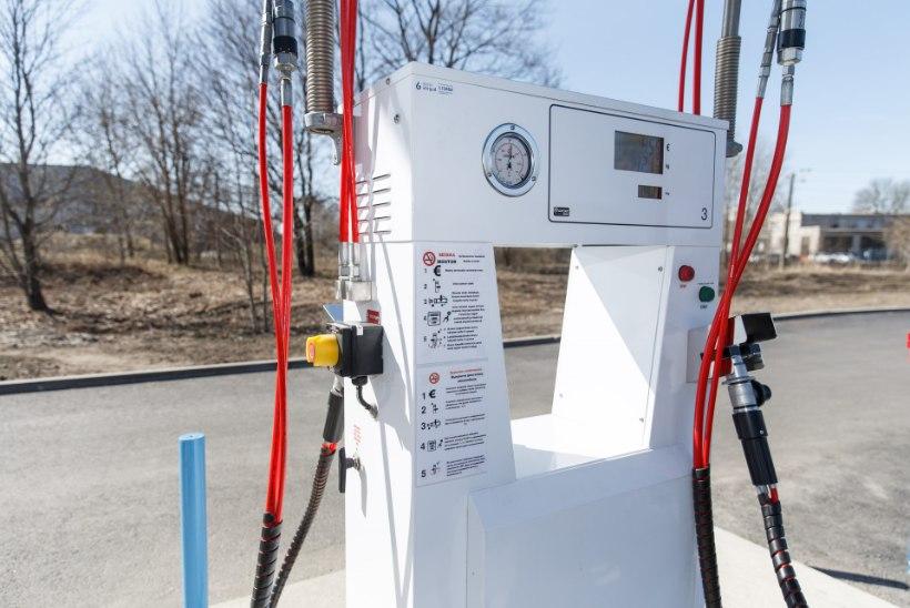 Kas peagi koidab rohegaasi võidukäik?