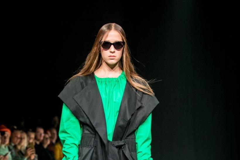 SUUR MOEGALERII | Kultuurikatlas sai võimsa avapaugu Tallinn Fashion Week 2019