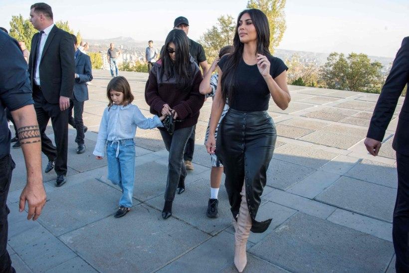Eestlannast VIP-stjuardess reisis koos Kardashianitega: olin üllatunud, et nad soovisid kiirtoitu