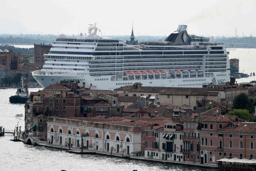 Sissepääsumaks: Veneetsia külastamiseks tuleb lisaraha välja käia