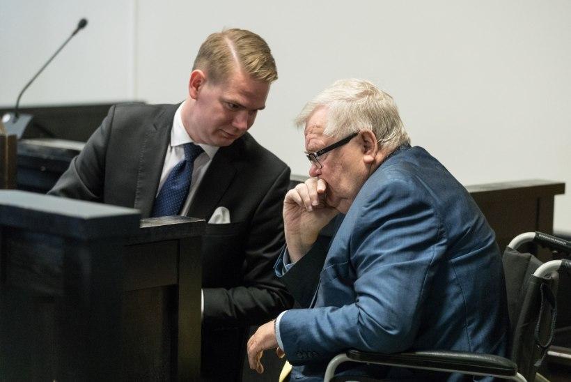 Riik Savisaare menetluskulusid ei hüvita