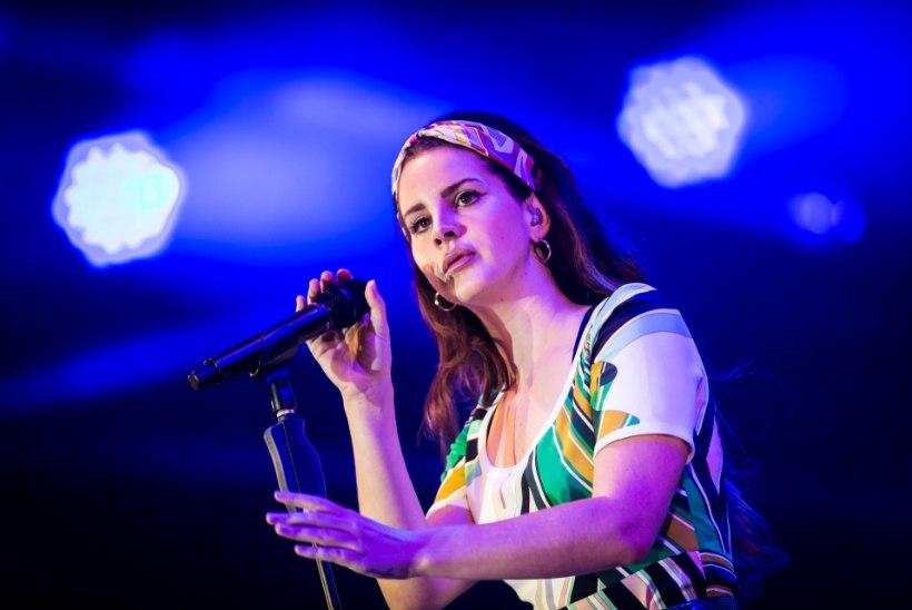 Lana Del Rey laul kuulutati kümnendi parimaks
