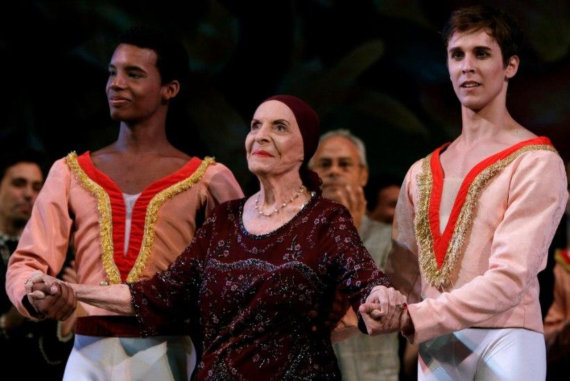 Karmi saatuse kiuste tippu tõusnud balletilegend suri 98aastaselt