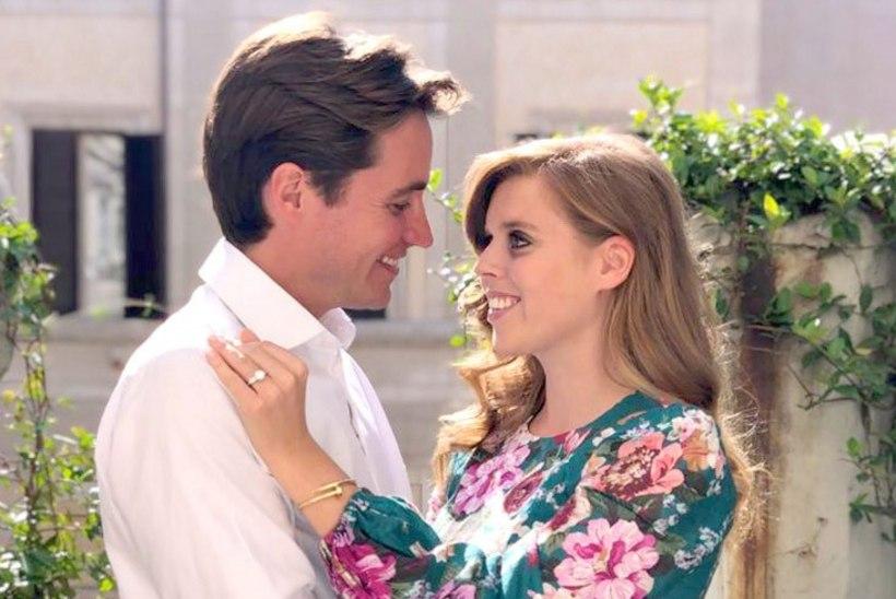 Printsess Beatrice lepib tagasihoidlike pulmadega