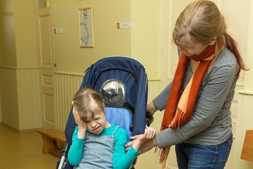 VIIMAKS OMETI: puudega lapse invalift sai pärast pikki vaidlusi naabritelt rohelise tule