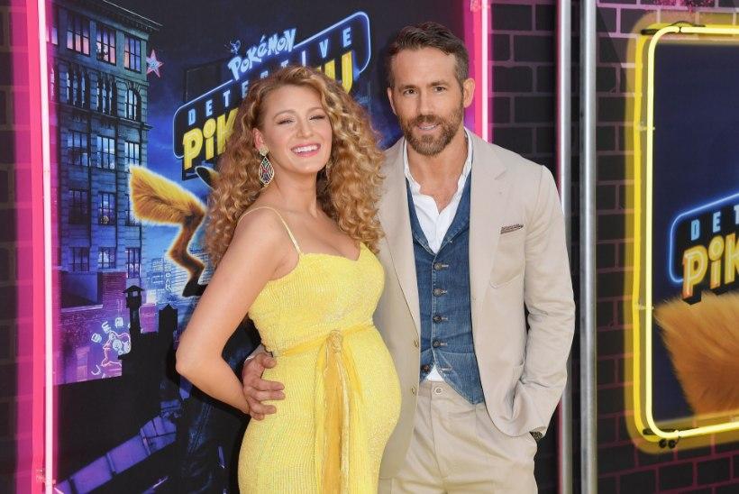Ryan Reynolds kinnitab kolmanda lapse sündi