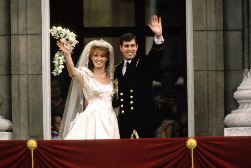 Fergie 60: kas mäletad punapäise hertsoginna räigeid skandaale?