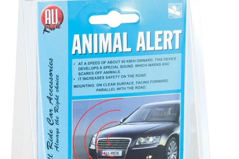 Hea uudis maanteel liiklejaile – spetsiaalsed loomaviled hoiavad ulukid autost eemal