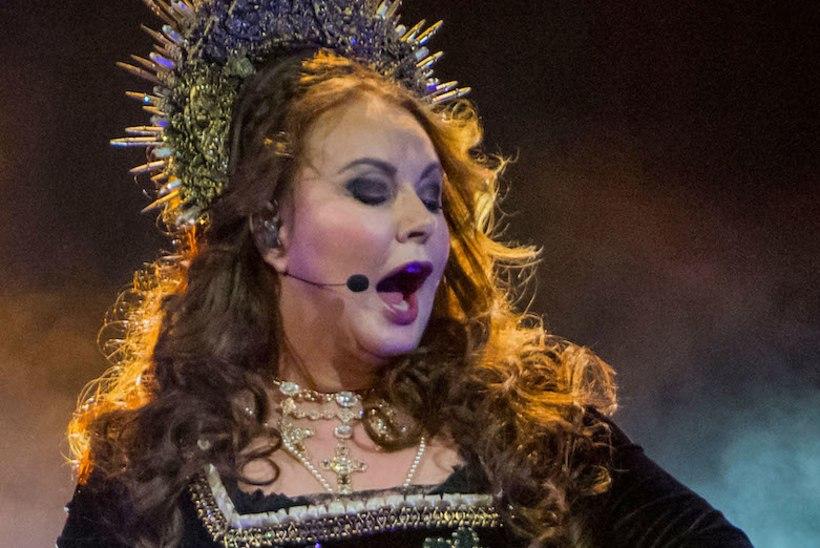 Sarah Brightmani ehib Tallinnas 600 000 Swarovski kristalli
