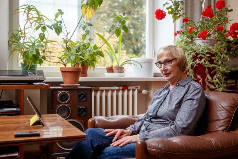 Helilooja Lepo Sumera lesk Kersti jääb ikkagi kodust ilma