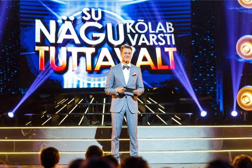 Näosaate uus juht sattus juhuslikult teatrikunsti õppima: ma ei teadnud isegi, kes on Kalju Komissarov