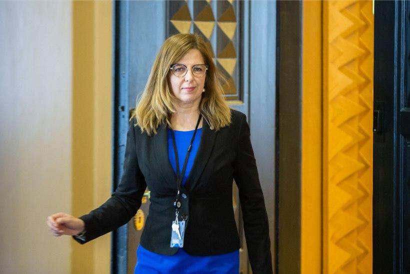 Minister Kingo nõunikuks kibelenud Jakko Väli solvang Evelyn Sepale: keegi sulle enam taha panna ei taha, suhu võtta ei soovi