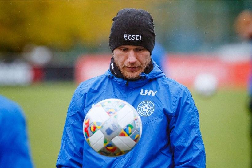 Eesti jalgpallikoondislane Ats Purje tuli teist korda Soome meistriks