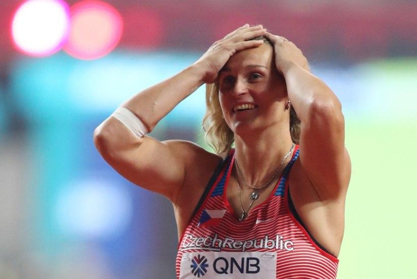Pikad püksid koju jätnud maailmarekordinaise üllatav kriitika: mul hakkas Doha MMil külm