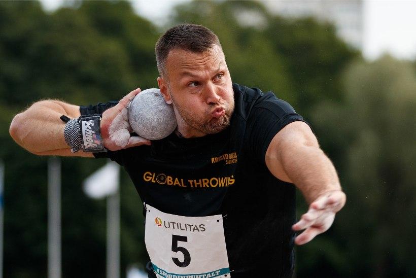 ÕL DOHAS | Kurb: 36aastaselt esimest korda MMile sõitnud Kristo Galeta pidi võistlusest loobuma