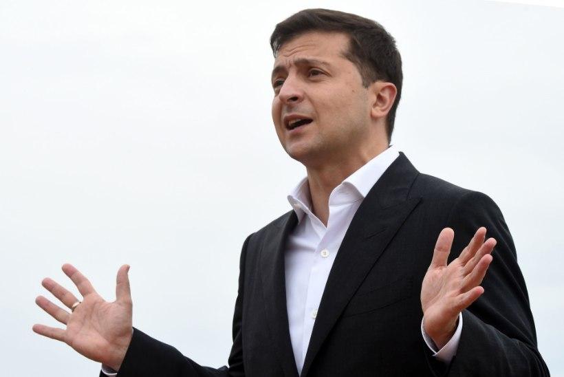 SÕDA IDA-UKRAINAS: konfliktipiirkonnad võivad saada eristaatuse