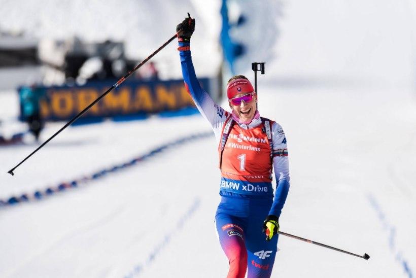 Kolmekordne olümpiavõitja teatas pisarsilmil karjääri lõpetamisest