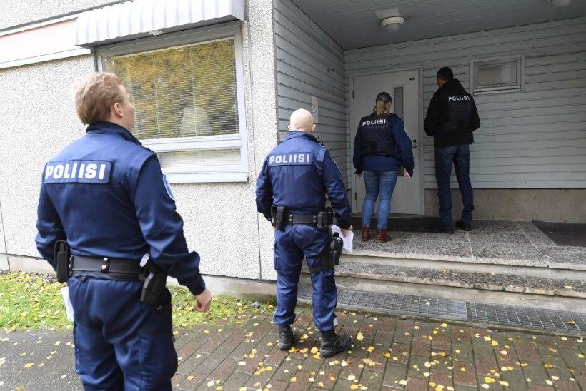 SOOME POLITSEI: Kuopio mõõgarünnak on praeguse seisuga müsteerium