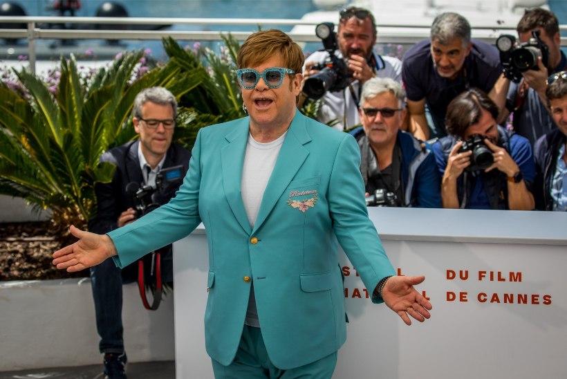 Elton John annab järgmisel aastal Helsingis kaks kontserti