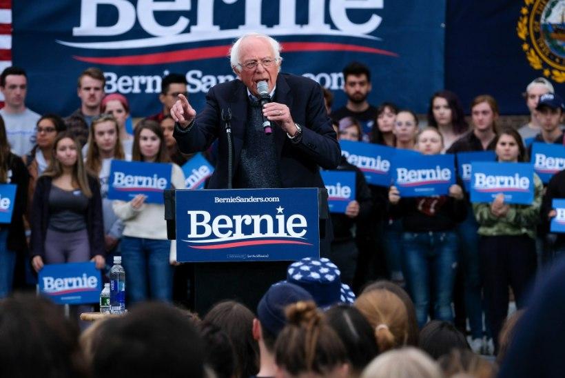 USA presidendivalimiste populaarne kandidaat jättis ootamatu terviserikke tõttu kõik üritused ära
