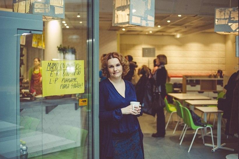 Margit Härma kohvikukett Mamo sulges uksed