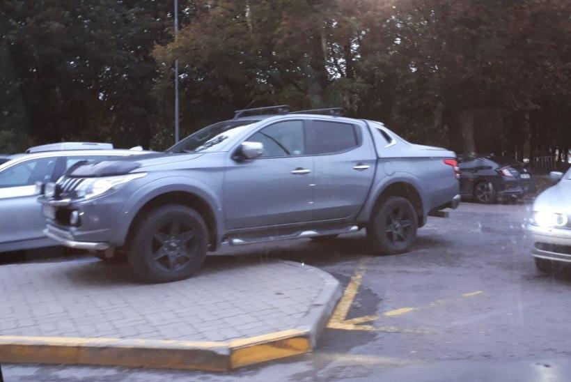 Lugejakiri: ostuhullud ei saa enam parklas hakkama!