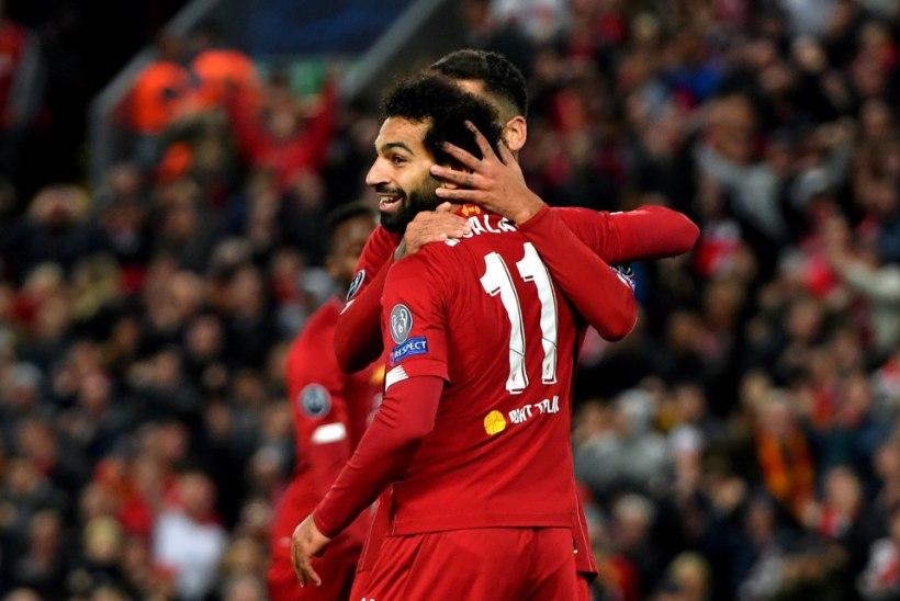 MEISTRITE LIIGA | Liverpool suutis suure edu peaaegu maha mängida!