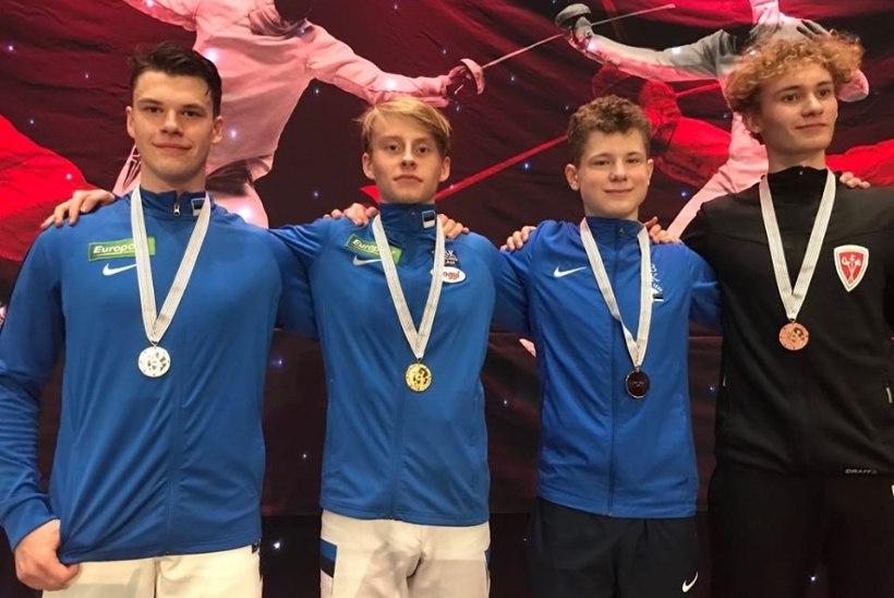 TUBLID! Eesti epeenoormehed said Norras kolmikvõidu, neiud samuti edukad