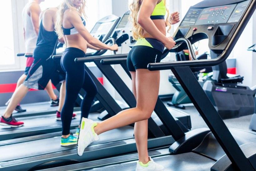 Mida pidada silmas jooksurajal treenides?