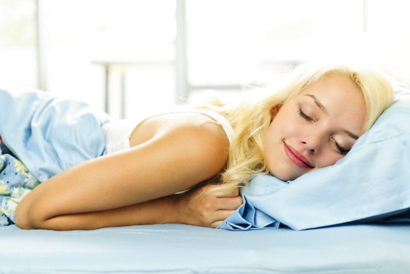 Püsi vormis: piisav uni hoiab sind ülesöömisest