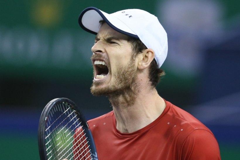 Võimsat tagasitulekut tegev Andy Murray jõudis enam kui kaheaastase vahe järel taas finaali