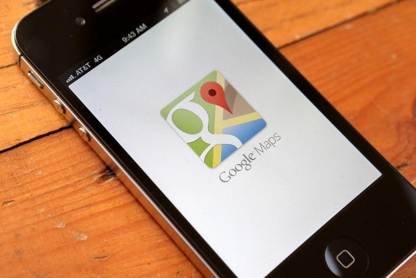 Itaalia väikelinn keelas Google Mapsi kasutamise