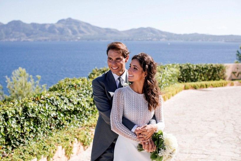 """Rafael Nadal abiellus: """"Maailmas on nüüd palju masendunud naisi!"""""""