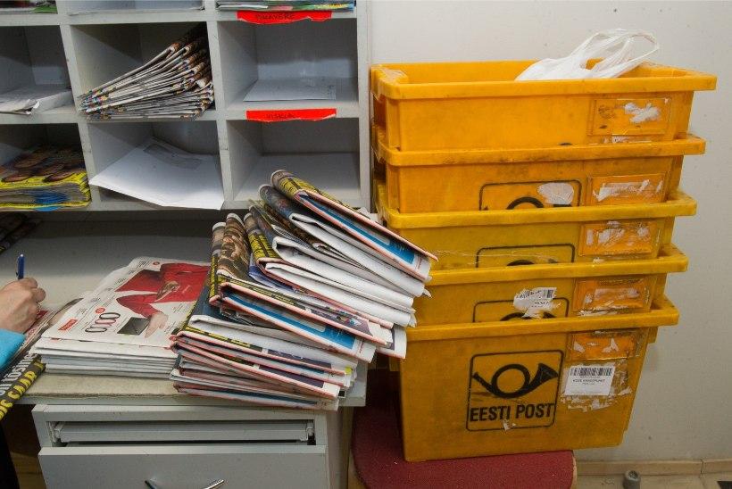 Küsimus | Kui suur on postiljonide palk?